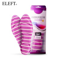 New 2014 Feet Care 4D High Heel Insoles With Polka Dot Sweat Absorption For Women Shoes