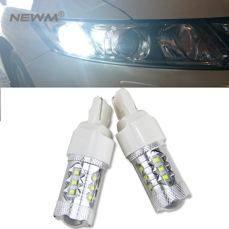 2x T20 7440 w21/5w w21w For CREE Chip Bulb White/Yellow/Red Auto Car LED Light Reverse Turn Signal Light DC12V 24V 1pcs t20 w21 5w 7443 32smd 4014 car led brake light auto warning bulb fog lamp dc12v car styling side turn signal 6000k white