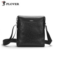 Plover из натуральной кожи Для мужчин сумка мужская сумка через плечо ремень сумки для отдыха Бизнес Сумки для мужской подросток лидер продаж