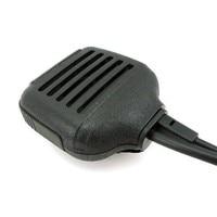 vhf uhf XQF רמקול מיקרופון עבור מוטורולה רדיו GP328 GP340 GP360 GP380 עם UHF / VHF אנטנה (2)