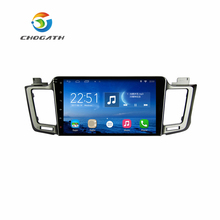 "Chogath 10.2 ""Quad Core Android 6.1 автомобильный gps для toyota RAV4 2013 2014 2015 2016 Авто мультимедийные стерео С CANBUS"
