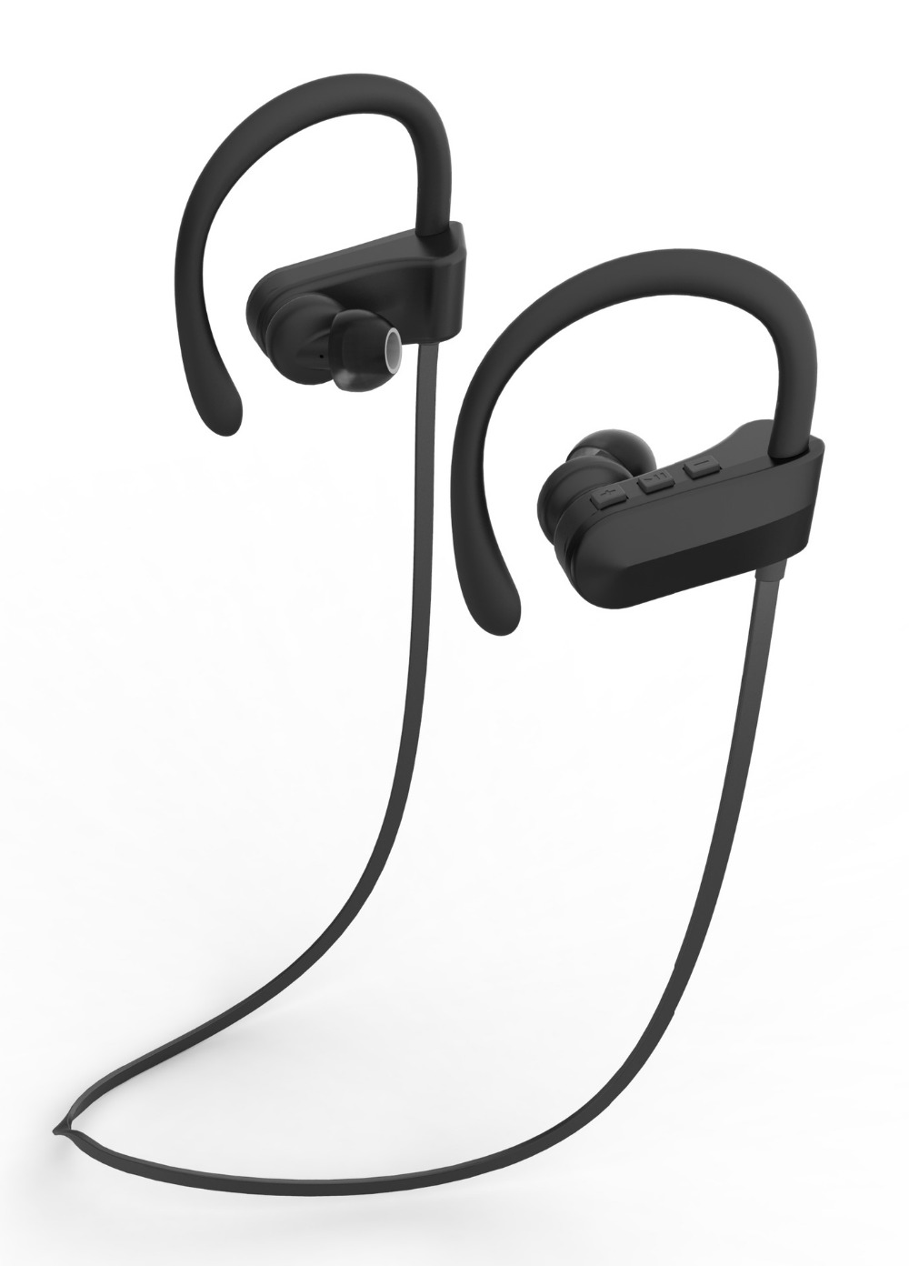 CHEORHOIG Q12 Earphone wireless Bluetooth sports headset Noise Canceling In Ear Earbuds With Mic For Phone/PC/Tablet wireless bluetooth earphone car charger original business dual usb dock headset with mic noise canceling phone charger 2 in 1