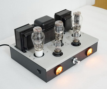 Danyun 300B Tube Amplifier HIFI EXQUIS siganl-ended Class A lamp amp DY300B