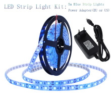 цена Led Strip Set + Bluetooth Controller RGB RGBW RGBWW Led Strip Light Flexible Led Ribbon Tape 5m/roll with 12V 3A Power Adapter онлайн в 2017 году
