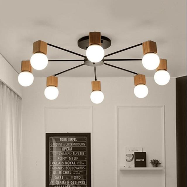 Mode modernen lampen LED deckenleuchten innenbeleuchtung ...