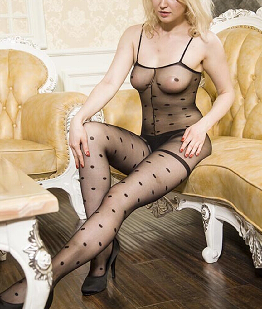 Hot Black Tight Fully Porn Transparent Open Crotch Bodystocking Sexy Lingerie 2016 New Adult font b