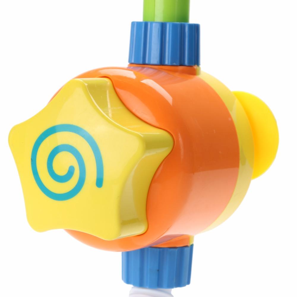 دش ماء لاستحمام الاطفال بشكل دوار الشمس 7