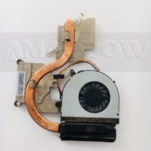 Оригинальный вентилятор охлаждения процессора ноутбука для LENOVO G580 G585 G480 G485 радиатор процессора AT0N1003PM0 AT0N1003PR0 AT0N1003SS0