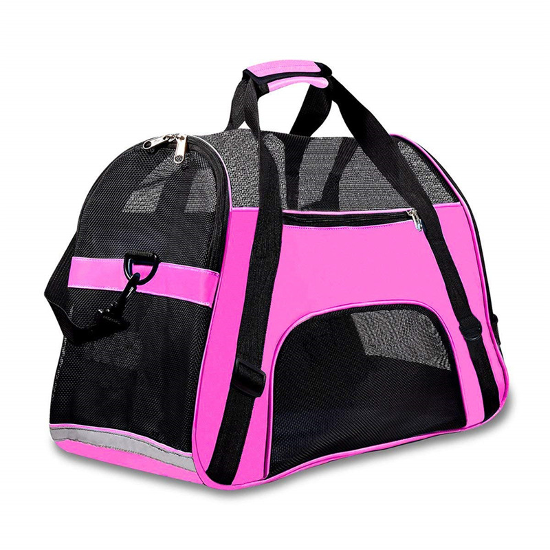 Portable Travel Pet Carrier For Cat Dog Backpack Carrying Handbag Small Dog Shoulder Sling Bag For Puppy Kitten Chihuahua Animal #4