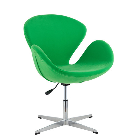 Conference Chair Commercial Furniture Office Furniture Fabric+stainless  Steel Swan Chair Computer Chair Simple Modern Lift Chair In Conference  Chairs From ...