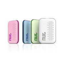 Tuerca Mini 3 Etiqueta Inteligente Bluetooth Buscador Dominante Localizador Sensor de Alarma Anti Perdió La Cartera Niño Mascota Localizador (verde/Blanco/Color de Rosa/Azul)