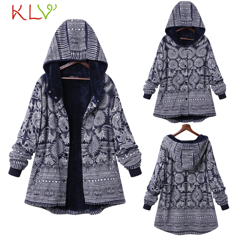 HTB17XL8XyLrK1Rjy1zdq6ynnpXaw Women Jacket Winter Hooded Pockets Vintage Oversize Long 2018 Plus Size Ladies Chamarra Cazadora Mujer Coat For Girls 18Oct24
