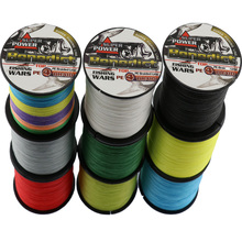 NEw 500M/547yards Brand Line Japan Multifilament 100% PE Braided Fishing Line 6-80LB fishing line braid 0.1-0.48mm super strong