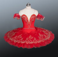 2014 New Arrival,Adult/Women/Kids/Children Ballet Tutus For Competition,Red Tutu Dresses For Girls,12 Layers Tulle Skirts BT9046