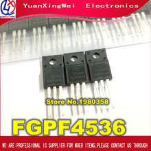 10 шт., 10 шт., FGPF4536 IGBT, 360 в, 28,4 Вт, IC, лучшее качество
