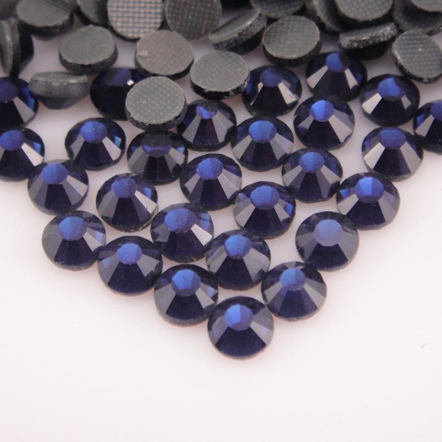 High Quality Hotfix Rhinestones SS6-SS30 1440pcs All colors HotFix Flatback Glue back Crystal Stone For Garment Dresses Bags