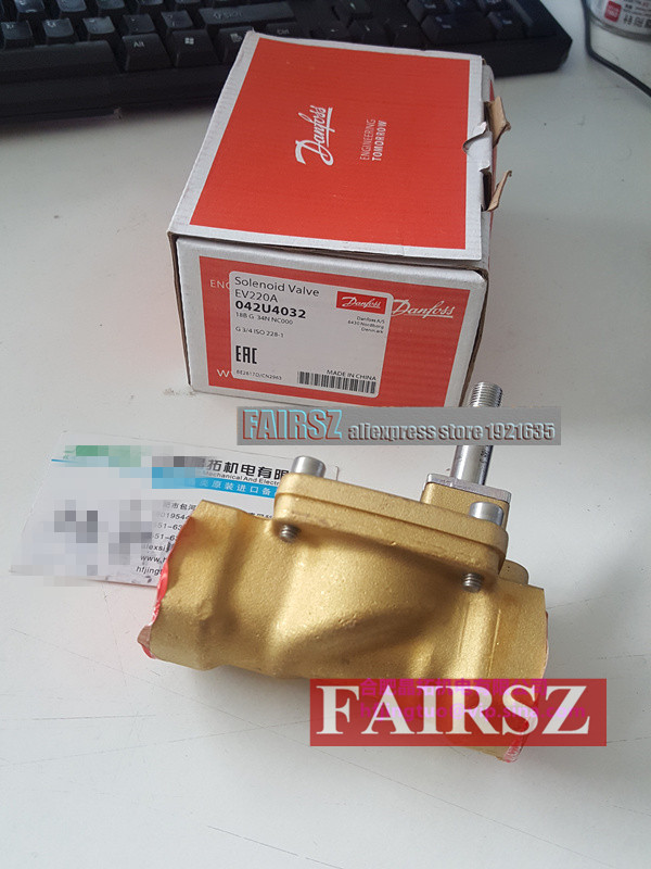 Original DANFOSS EV220A 042U4032 Solenoid Valve New In Stock(China)