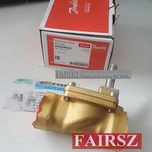 DANFOSS EV220A 042U4032 электромагнитный клапан в