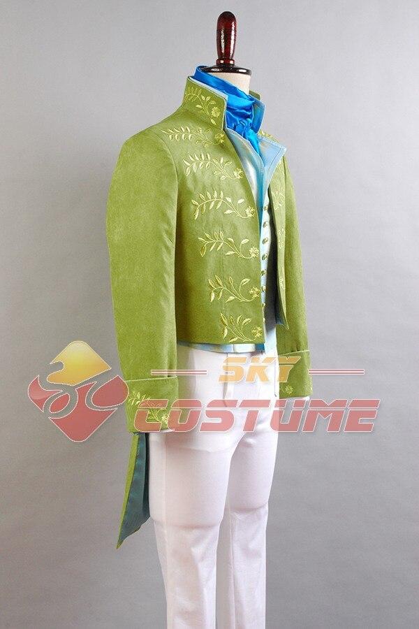 Traje de princesa cenicienta traje encantador traje de cosplay traje - Disfraces - foto 2