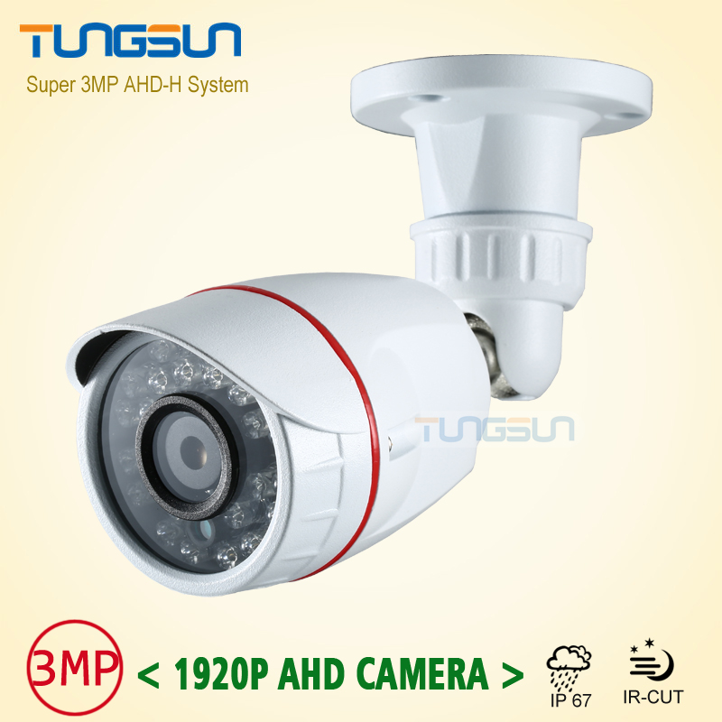 New Super 3MP 1920P IMX322 Small AHD Security Camera Outdoor ...
