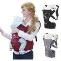Bolsa mochila com linga para bebê recém-nascido confortável para carregar bebê de frente marca Imama, bolsa para bebê infantil carregadora 27 cores