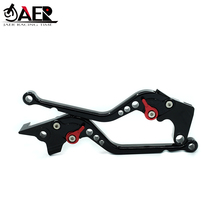 JEAR Adjustable CNC motorcycle Clutch Brake Levers For Kawasaki NINJA 400 VERSYS 300X Z125 Z250SL Z250 Z300 VERSYS 300X