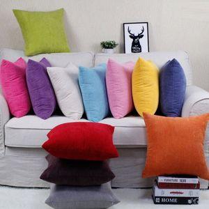 Nordic Plaid Cushion Cover Sof