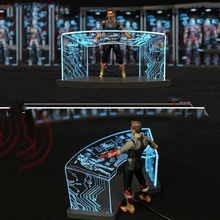 1/12 comicave 6pass type SHF Workshop Scene Test Desk for iron man Toni scene debugging table