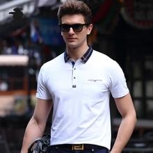 2017 Summer men's Short Sleeve Polo Shirt Many Style Fashion High Quality Plus Size Business Casual Polo Shirt Men M~3XL C15E102