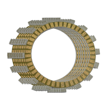 LOPOR Motorbike Engines Parts For YAMAHA Competition YZ125 YZ 125 1988 1989 1990 Motorcycle Friction Clutch Plates