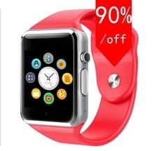 Bluetooth smart watch armbanduhr mode smartwatch für htc sony xiaomi android telefon apple watch gut wie gt08 dz09 a9 11