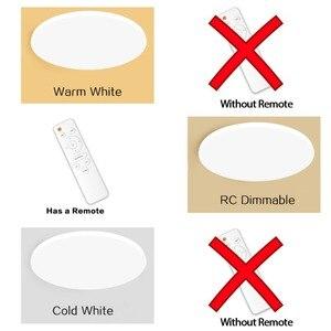 Image 2 - Hiện Đại Đèn LED Âm Trần Chiếu Sáng Đèn Lắp Mặt Phòng Khách Phòng Ngủ Phòng Tắm Điều Khiển Từ Xa Trang Trí Nhà Bếp
