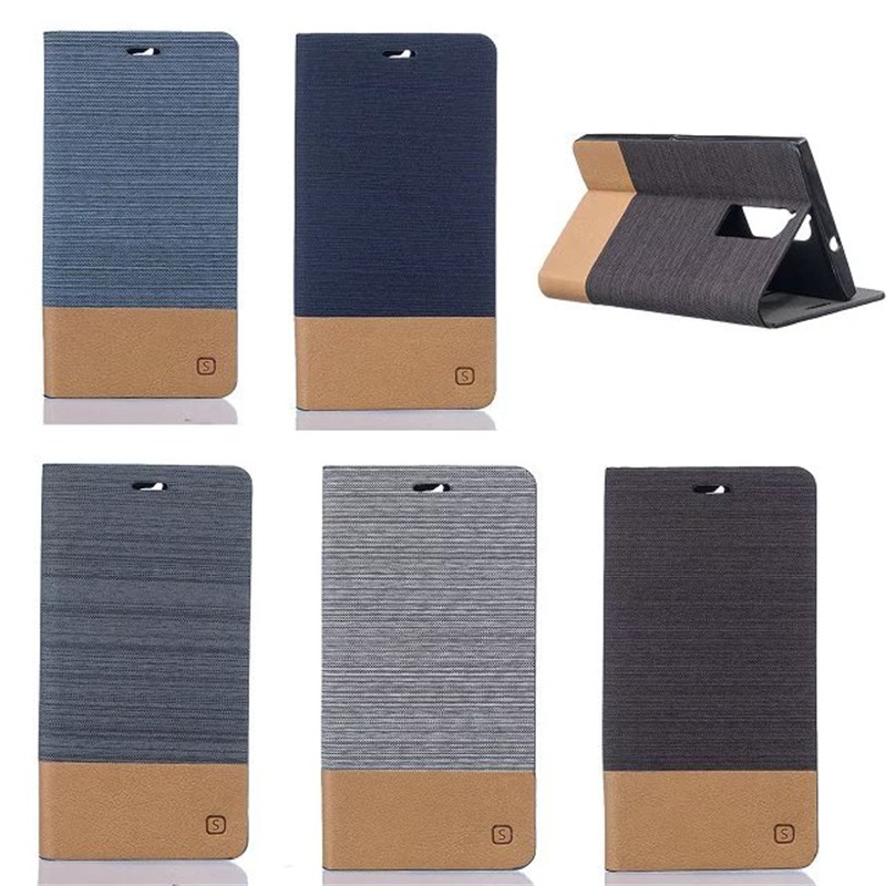timeless design 97893 1e544 Doogee F5 Case Luxury Wallet PU Leather Case For Doogee F5 F 5 5.5 ...