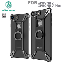 Nillkin Barde Aluminum Alloy Metal Case Bumper For IPhone 7 Plus Back Cover Frame