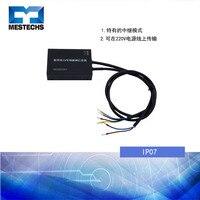 Промышленная широкополосная Высоковольтная линия оборудование связи Последовательный порт/Ethernet мощность Cat 1500 m