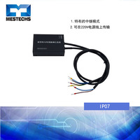 Industrial Broadband Power Line Carrier Communication Equipment Serial Port/Ethernet Power Cat 1500m