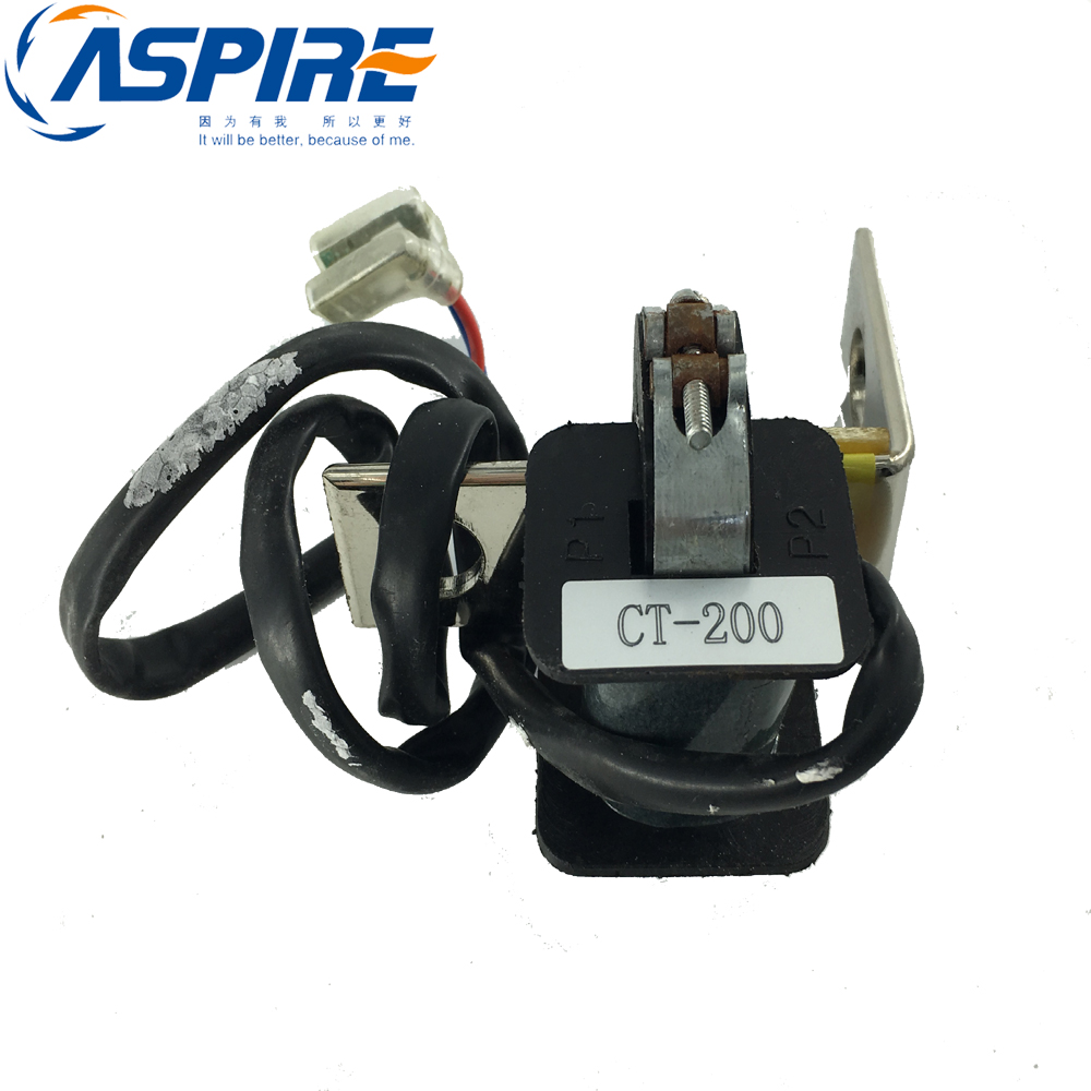 50KW~120KW Generator Droop CT-200A Small Current Transformer free shipping drop kit ct 1000a droop current transformer for generator