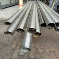 Seamless titanium tube titanium pipe 26mm*3.5mm*1000mm Paypal is available