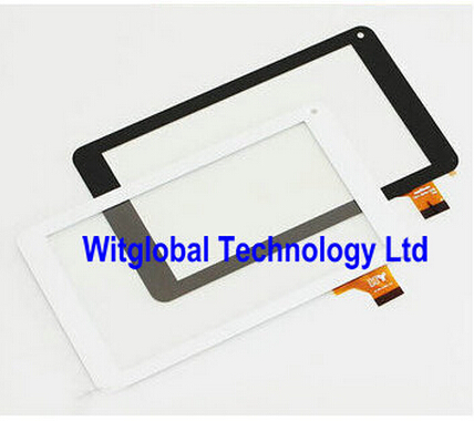 New For 7 inch Tablet HOTATOUCH HC186104A1FPC-V2.0  touch screen panel Digitizer Glass Sensor replacement Free Shipping for new mglctp 701271 yj371fpc v1 replacement touch screen digitizer glass 7 inch black white free shipping