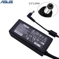 Para Asus 19 V 3.42 UM PA-1650-02 65 W 5.5*2.5 milímetros adaptador De Carregador de Energia AC Universal Original Para asus Laptop Carregador EUA/UE