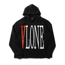 Freunde Vlone Hoodies Männer Frauen 1:1 Top Qualität Sweatshirts 100% Baumwolle Hoodie Skateboard Hip Hop Streetwear Paar Hoodies