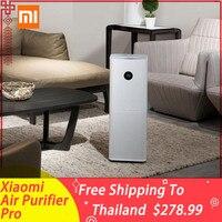 Xiaomi Mi очиститель воздуха Pro OLED очиститель воздуха 500m3/ч беспроводной Смартфон приложение управление дома умный очиститель воздуха s Hepa фильт