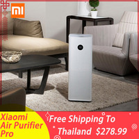 Xiaomi Mi Air Purifier Pro OLED Air Cleaner 500m3/h Wireless Smartphone APP Control Home Intelligent Air Purifiers Hepa Filter