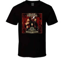 лучшая цена Summer Cotton Short  Black Eyed Peas Monkey Men Gift O-Neck Shirts