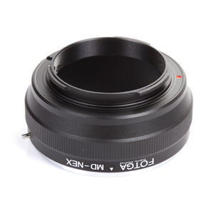 Image 3 - MD NEX Adapter Ring for Minolta MC/MD Lens to Sony NEX 5 7 3 F5 5R 6 VG20 E mount e mount adapter