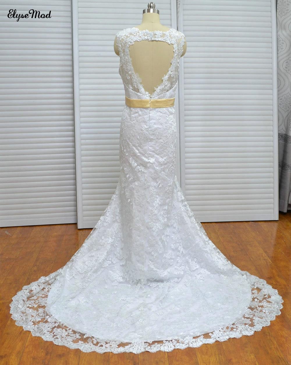 Echte foto prinses moederschap trouwjurk goedkope bruid jurken voor - Trouwjurken - Foto 2