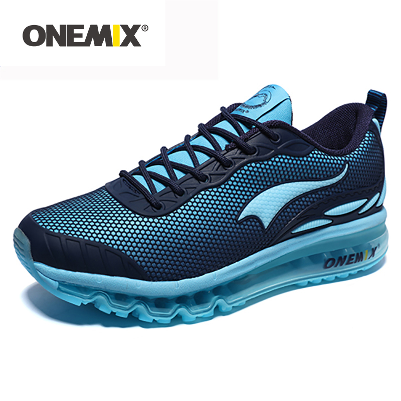 ONEMIX Breathable Mesh Running Shoes for Men Women Sneakers Comfortable Sport Shoes for Outdoor Jogging Trekking Shoes WalkingONEMIX Breathable Mesh Running Shoes for Men Women Sneakers Comfortable Sport Shoes for Outdoor Jogging Trekking Shoes Walking