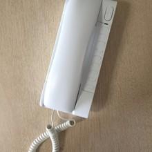 ZHUDELE Высокое качество 6-домофон для квартиры системы безопасности дома аудио дверной значок наборы для телефона 008A внутренний блок