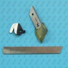 KNIFE SET 3 OVERLOCK KNIVES – JUKI MO-816 CLASS #B4111-804-00A+B4118-804-000+B1528-804-000A