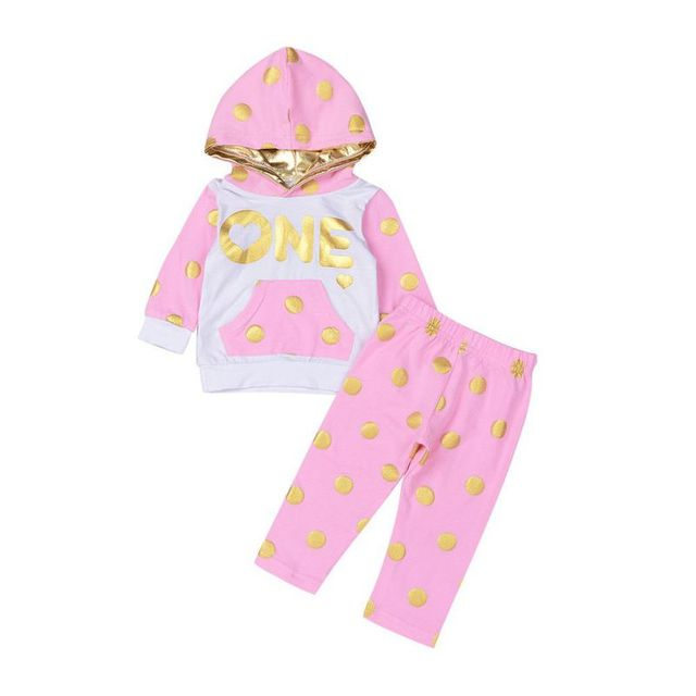 Toddler Infant Baby Girls Deer Long Sleeve Hoodie Tops Sweatsuit Pants  Outfit Set 283e53fa59c2